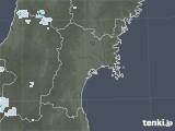 2021年06月28日の宮城県の雨雲レーダー