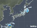 2021年06月29日の雨雲レーダー