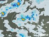 2021年06月29日の群馬県の雨雲レーダー