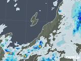 2021年06月29日の新潟県の雨雲レーダー