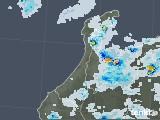 2021年06月29日の石川県の雨雲レーダー