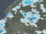2021年06月29日の岐阜県の雨雲レーダー