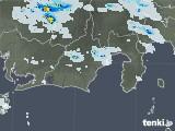 2021年06月29日の静岡県の雨雲レーダー
