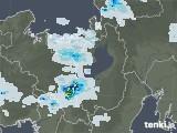 2021年06月29日の滋賀県の雨雲レーダー