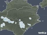 2021年06月29日の徳島県の雨雲レーダー