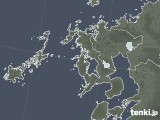 2021年06月29日の長崎県の雨雲レーダー