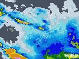 2021年06月29日の沖縄県の雨雲レーダー