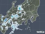 2021年06月30日の関東・甲信地方の雨雲レーダー