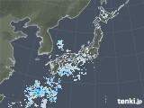 2021年06月30日の雨雲レーダー