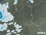 2021年06月30日の群馬県の雨雲レーダー