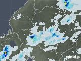 2021年06月30日の岐阜県の雨雲レーダー