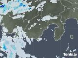 2021年06月30日の静岡県の雨雲レーダー