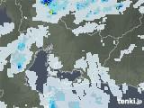 2021年06月30日の愛知県の雨雲レーダー