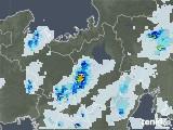 2021年06月30日の滋賀県の雨雲レーダー