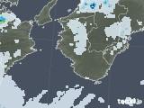 2021年06月30日の和歌山県の雨雲レーダー