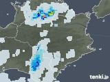 2021年06月30日の徳島県の雨雲レーダー