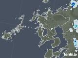 2021年06月30日の長崎県の雨雲レーダー