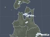 2021年06月30日の青森県の雨雲レーダー