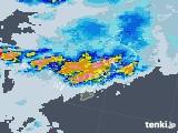 2021年06月30日の沖縄県の雨雲レーダー