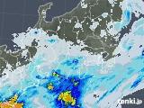 2021年07月01日の関東・甲信地方の雨雲レーダー