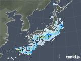 2021年07月01日の雨雲レーダー