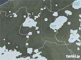 2021年07月01日の群馬県の雨雲レーダー