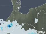 2021年07月01日の富山県の雨雲レーダー