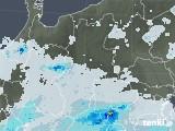 2021年07月01日の長野県の雨雲レーダー
