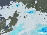 2021年07月01日の岐阜県の雨雲レーダー