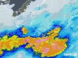 2021年07月01日の和歌山県の雨雲レーダー