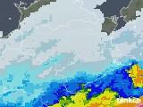 2021年07月01日の徳島県の雨雲レーダー