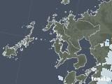 2021年07月01日の長崎県の雨雲レーダー