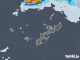 2021年07月01日の沖縄県の雨雲レーダー