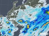 2021年07月02日の関東・甲信地方の雨雲レーダー