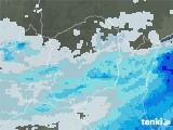 2021年07月02日の栃木県の雨雲レーダー