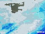 2021年07月02日の東京都の雨雲レーダー