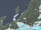 2021年07月02日の新潟県の雨雲レーダー