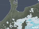 2021年07月02日の富山県の雨雲レーダー