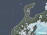 2021年07月02日の石川県の雨雲レーダー