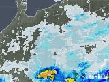 2021年07月02日の長野県の雨雲レーダー