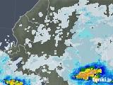 2021年07月02日の岐阜県の雨雲レーダー