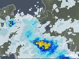 2021年07月02日の滋賀県の雨雲レーダー