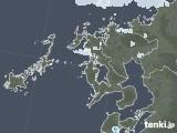 2021年07月02日の長崎県の雨雲レーダー