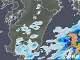 2021年07月02日の宮崎県の雨雲レーダー