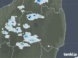 2021年07月03日の福島県の雨雲レーダー
