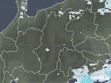 2021年07月03日の長野県の雨雲レーダー
