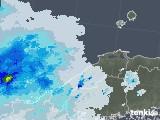 2021年07月03日の島根県の雨雲レーダー