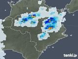 2021年07月03日の徳島県の雨雲レーダー