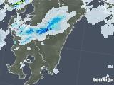 2021年07月03日の宮崎県の雨雲レーダー