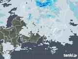 2021年07月04日の関東・甲信地方の雨雲レーダー